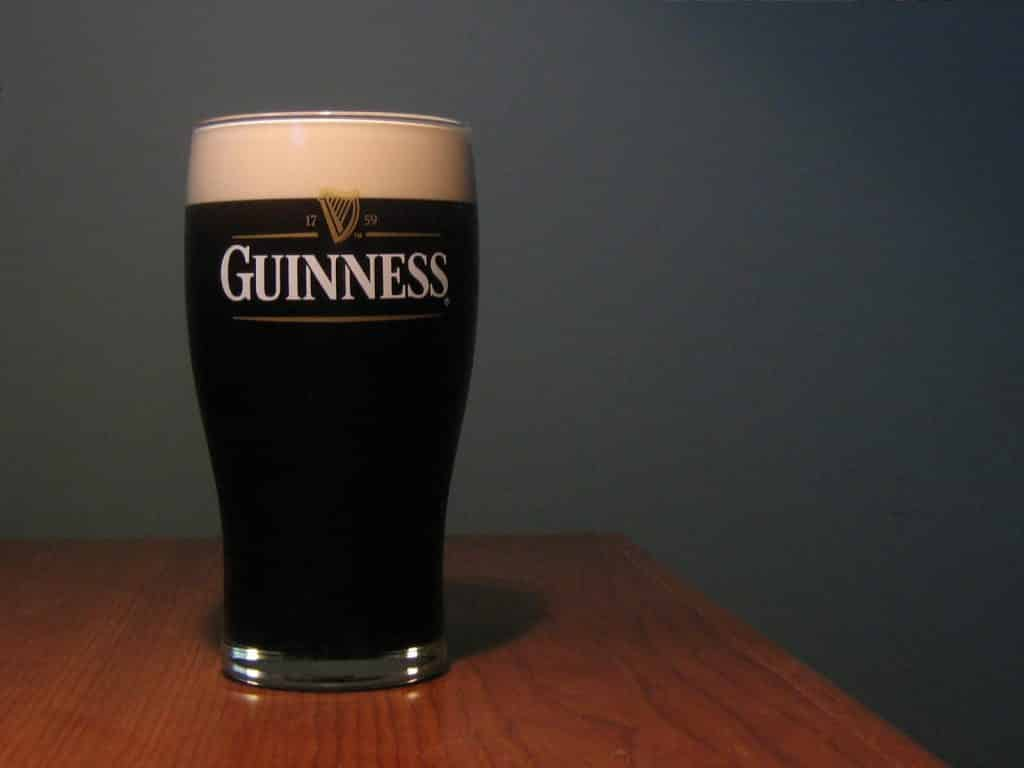 Guinness in Dublin is expensive.