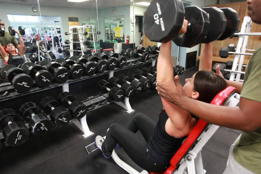 Gyms are part of the cost of living in Dublin.