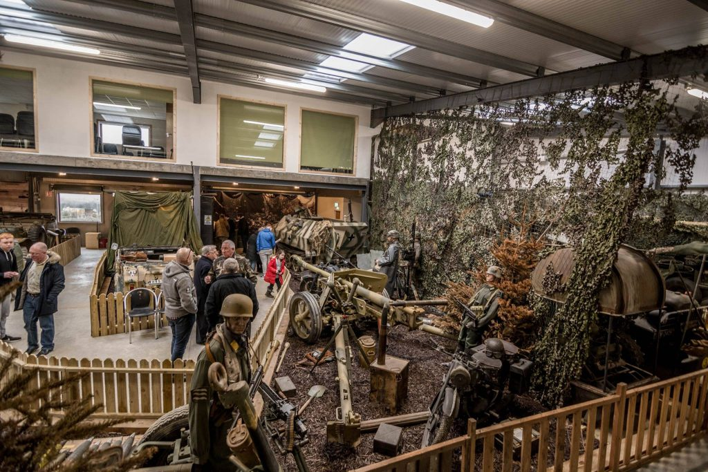 Irish Military War Museum is one of the best things to do in Meath.
