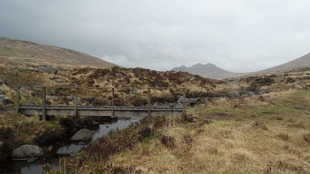 The Mourne Way is one of the best Mourne Mountain walks.