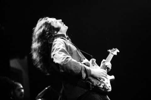 One of the Rory Gallagher facts is about his concert in Greece.