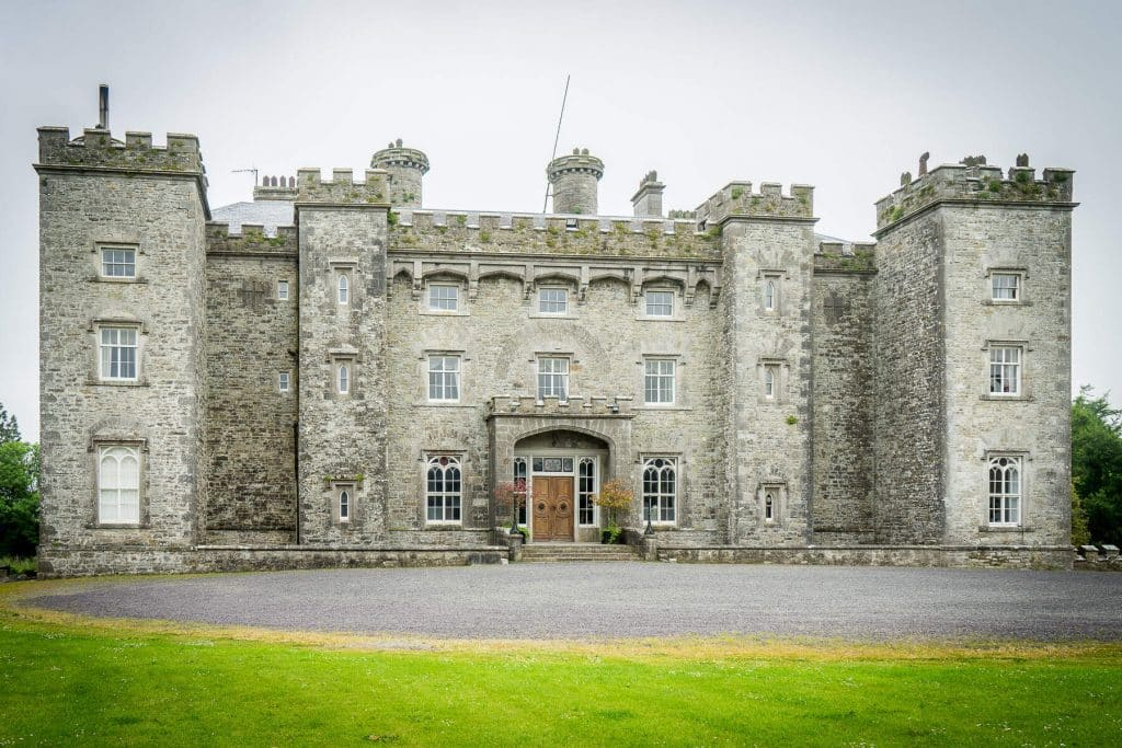 Slane Castle and Distillery is the place for stately grounds and whiskey.