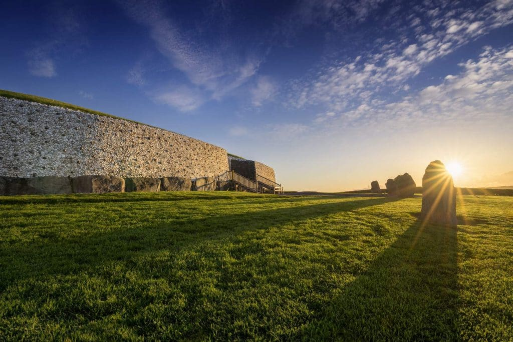 Newgrange is a must visit.