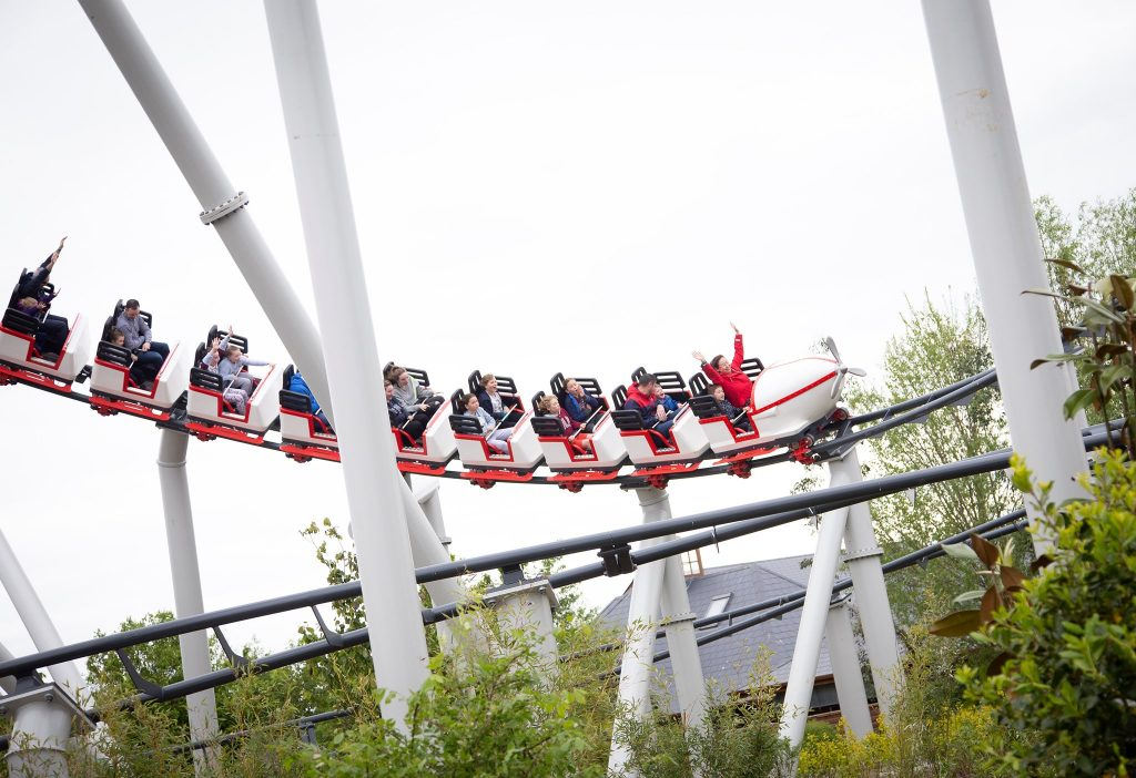 Tayto Park is one of the best things to do in Meath.