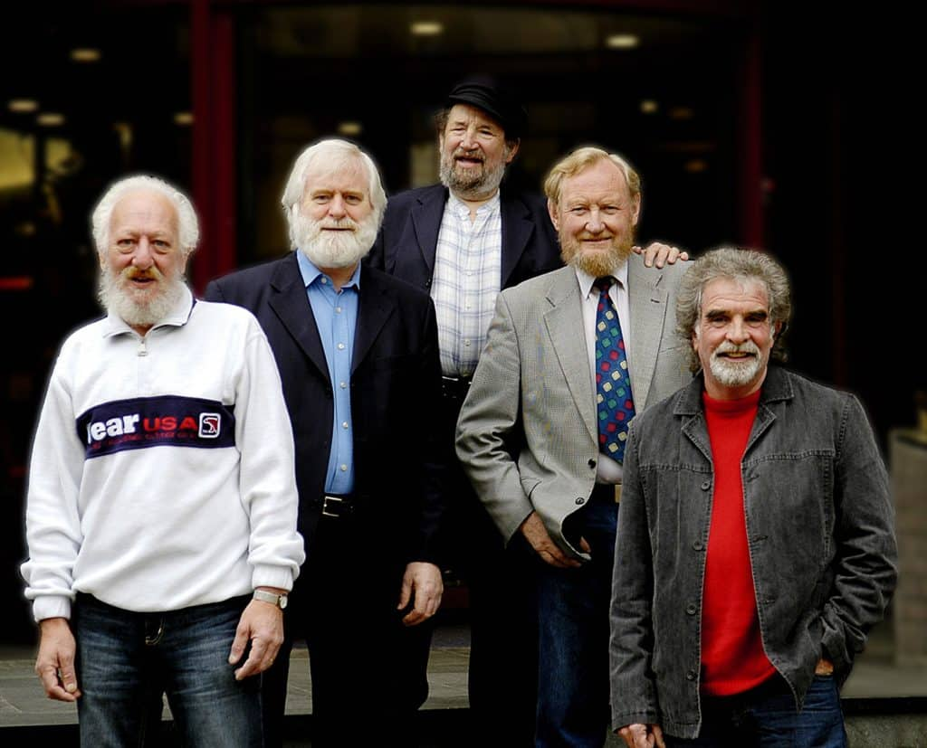 One of the Rory Gallagher facts you never knew is that he recorded with The Dubliners.
