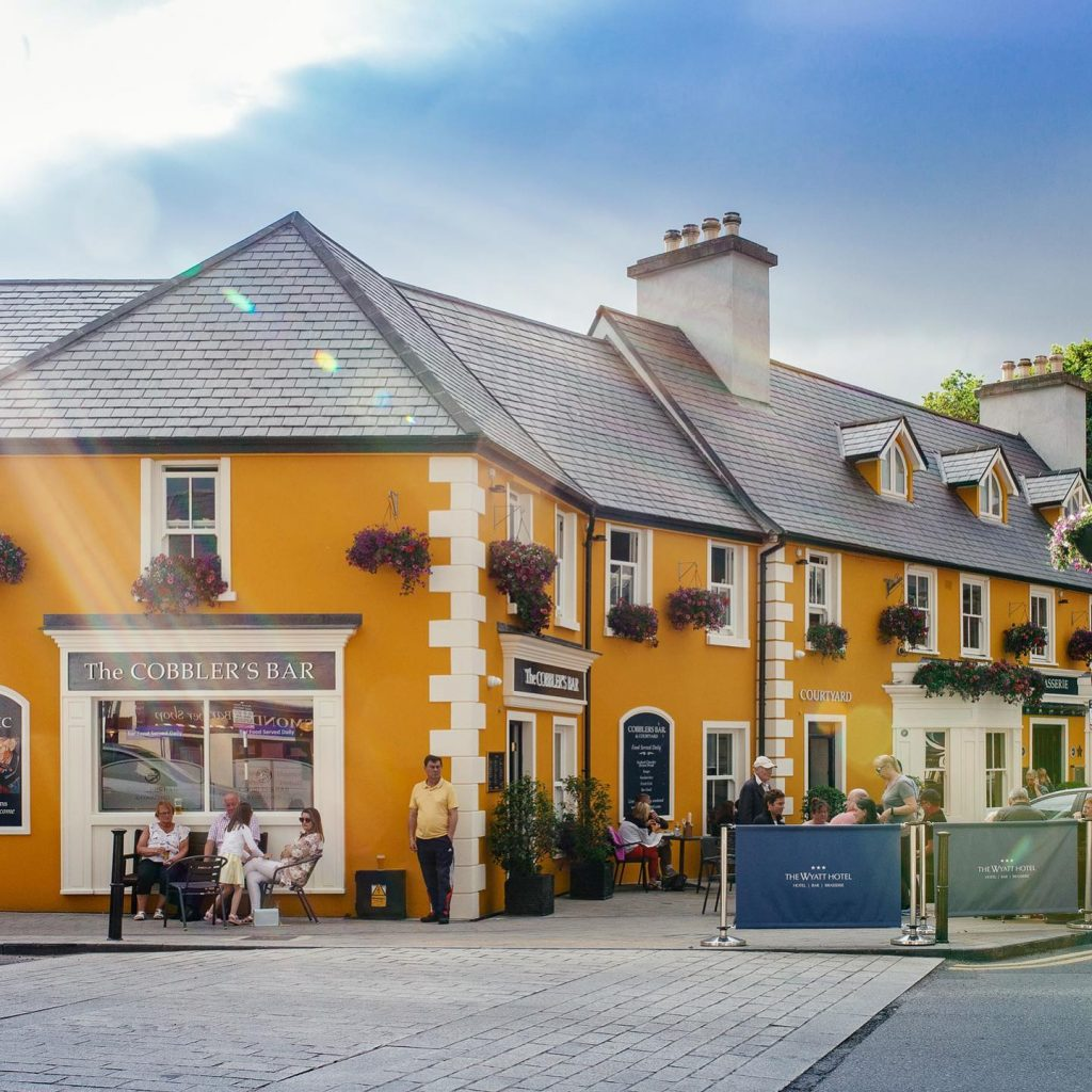 Wyatt Hotel is a great place to stay near the Croagh Patrick hike.
