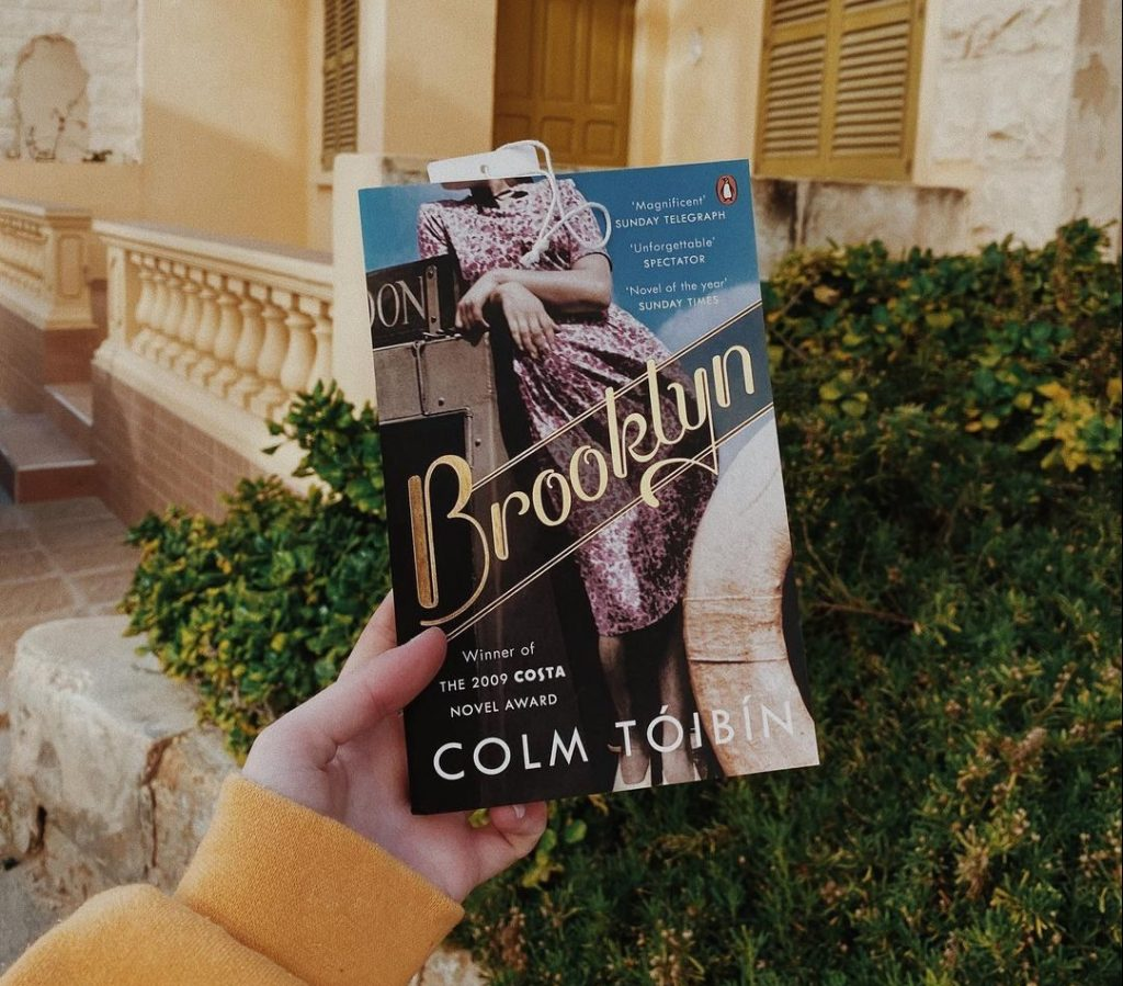 Brooklyn is a must read.