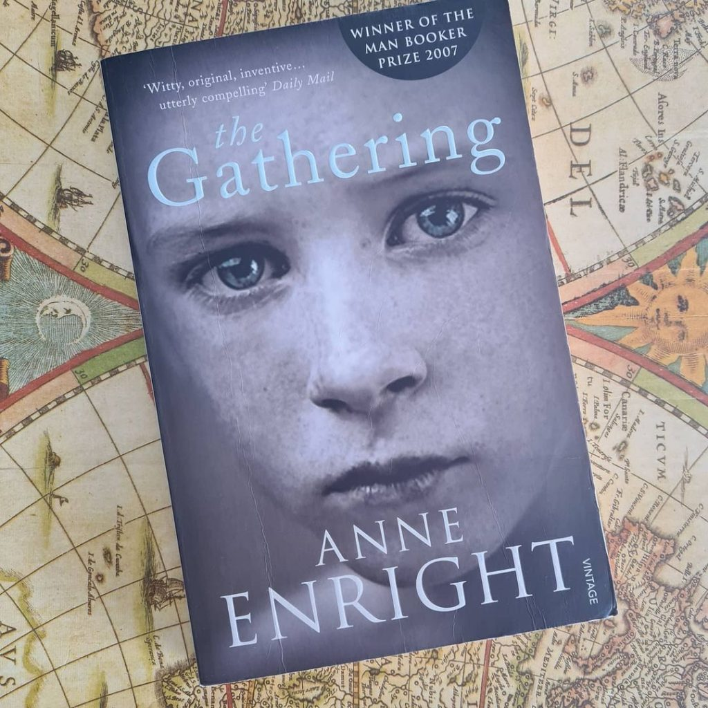 The Gathering by Anne Enright is one of the best Irish books.