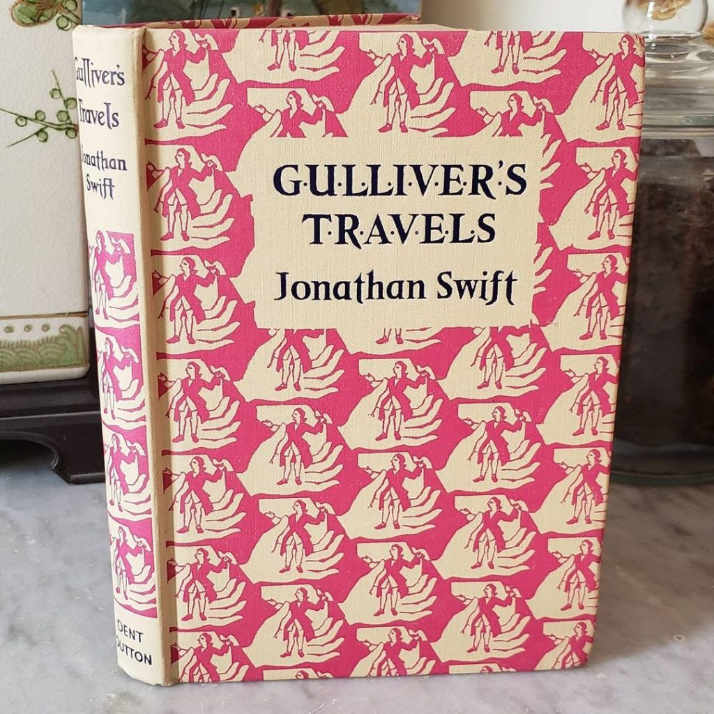 One of the best Irish books to read is Gulliver's Travels.