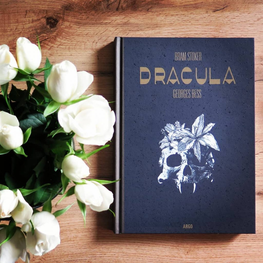 You need to read Dracula by Bram Stoker.