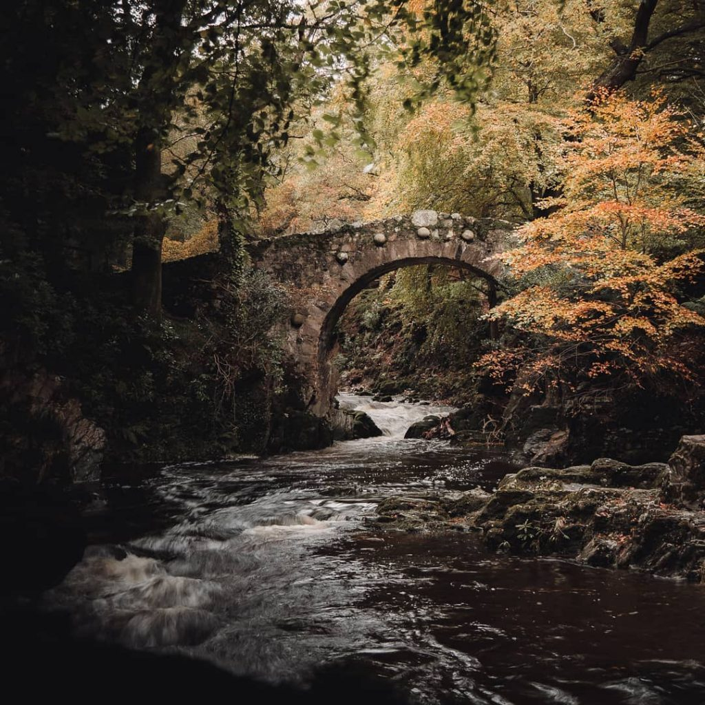 You need to visit Tollymore Forest Park.