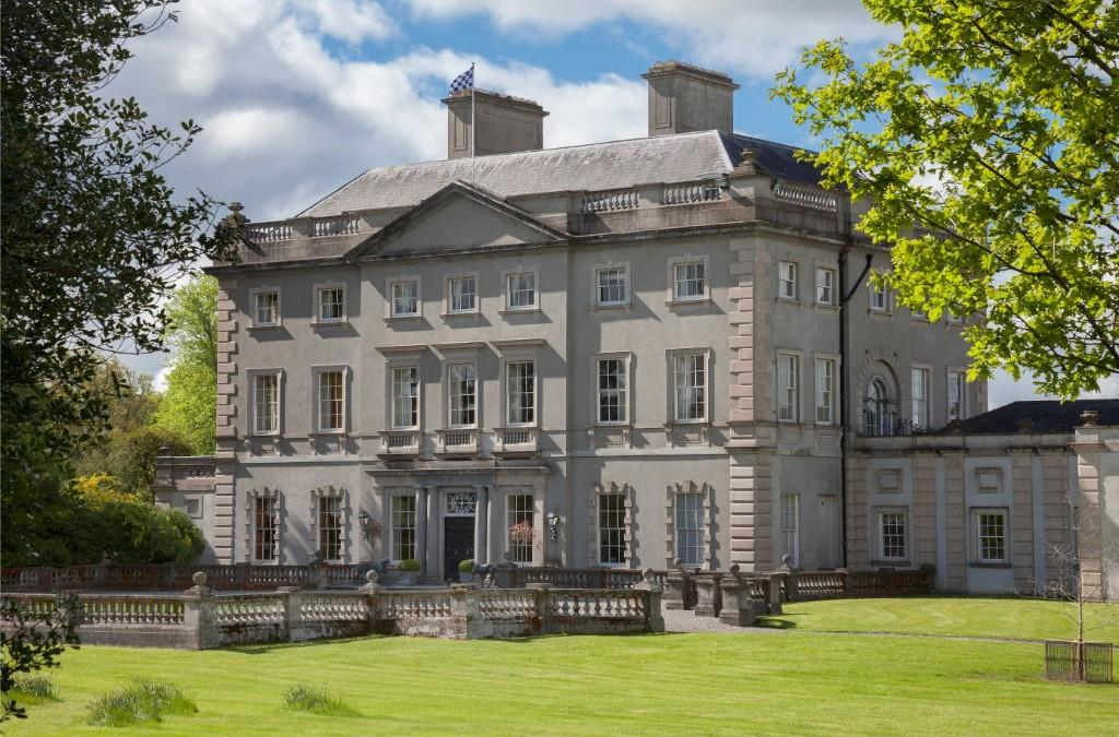 Abbeyleix in Laois is one of the properties in Ireland you could buy if you won the lottery.