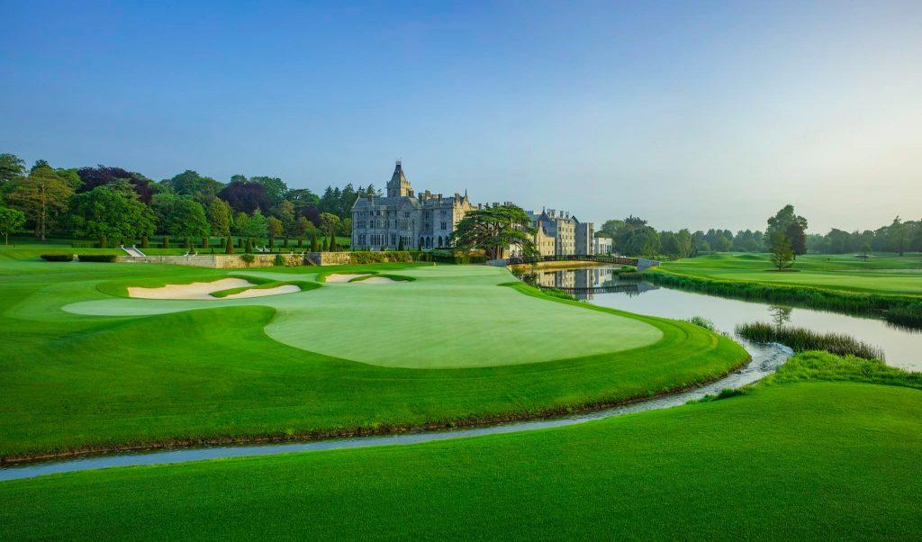 Adare Manor is an award-winning hotel and golf resort.