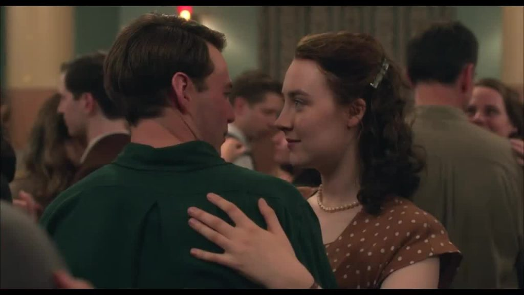 Brooklyn is about an Irish woman who emigrates to the U.S.