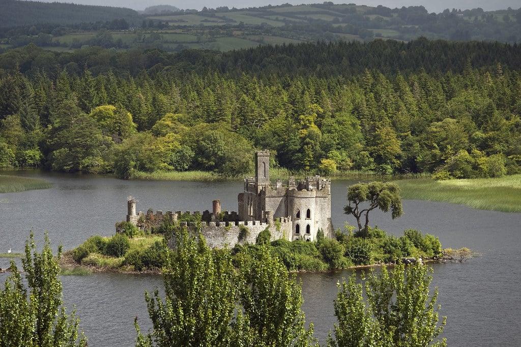 The tragic legend of McDermott's Castle.