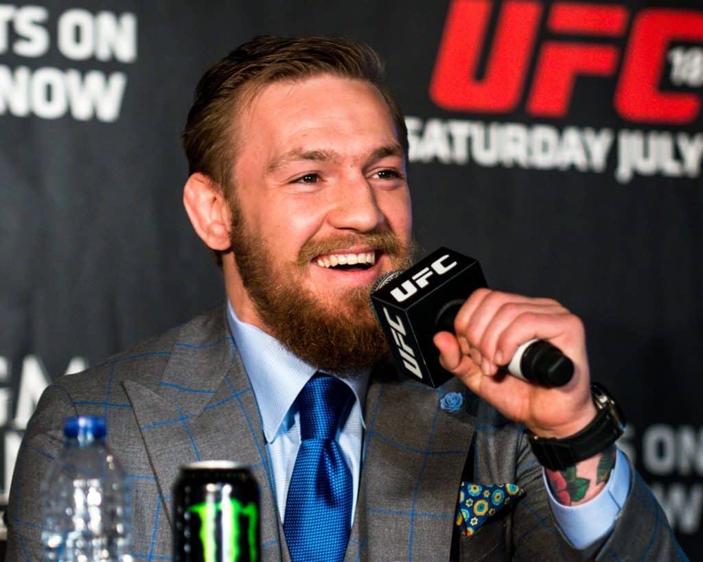 Conor McGregor plans to open an Irish pub in Dublin.