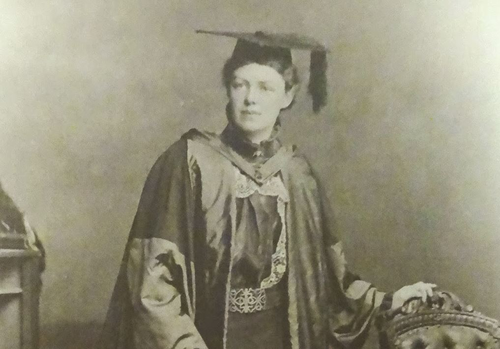 Emily Winifred Dickson was the first female Fellow of the Royal College of Surgeons in Ireland.