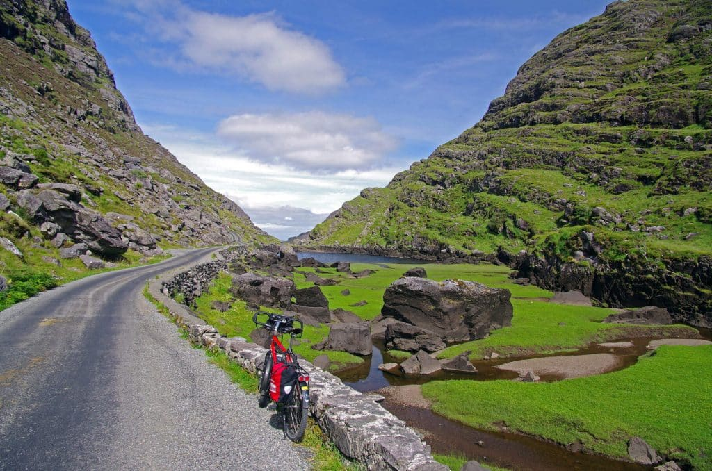 The details of the Gap of Dunloe hike.