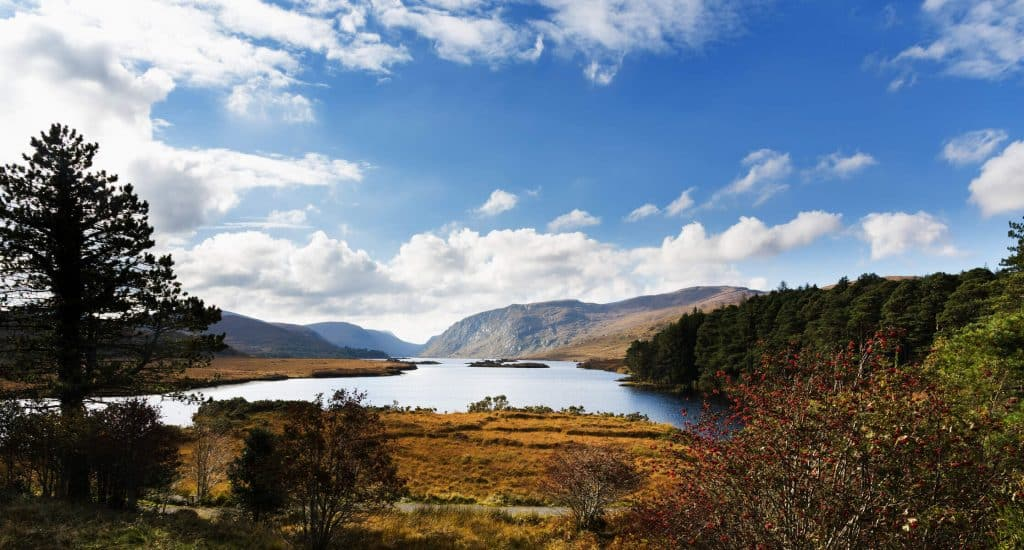 Glenveagh National Park is the ultimate outdoor experience.