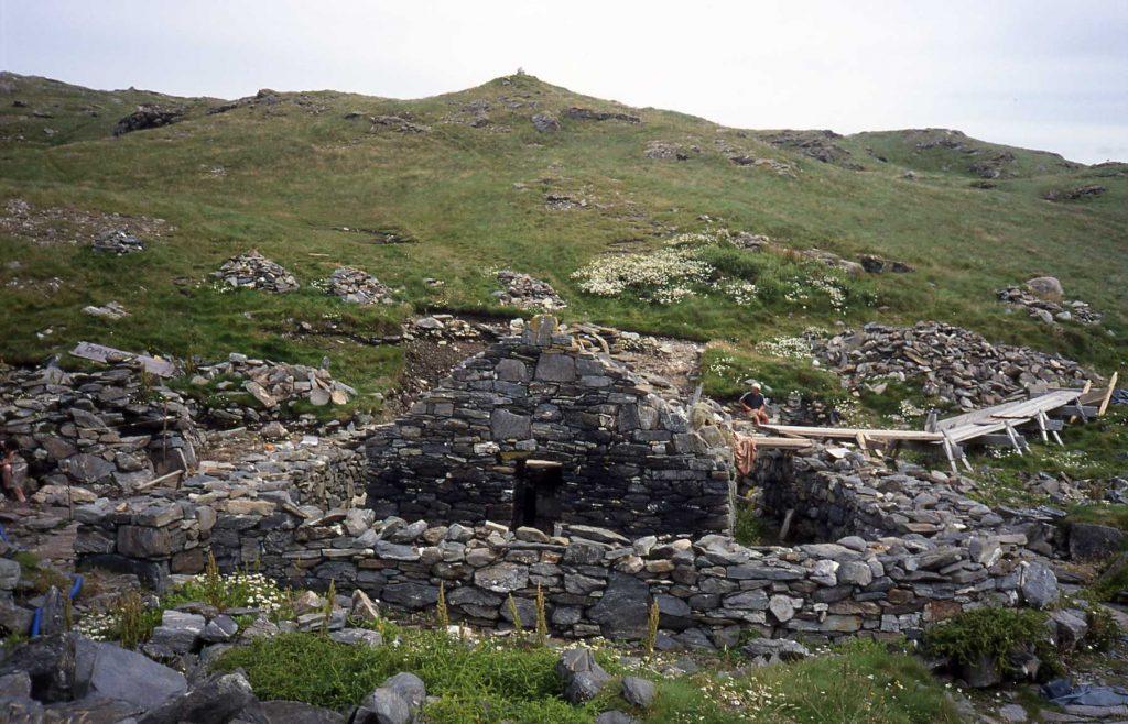Irish island up for sale.