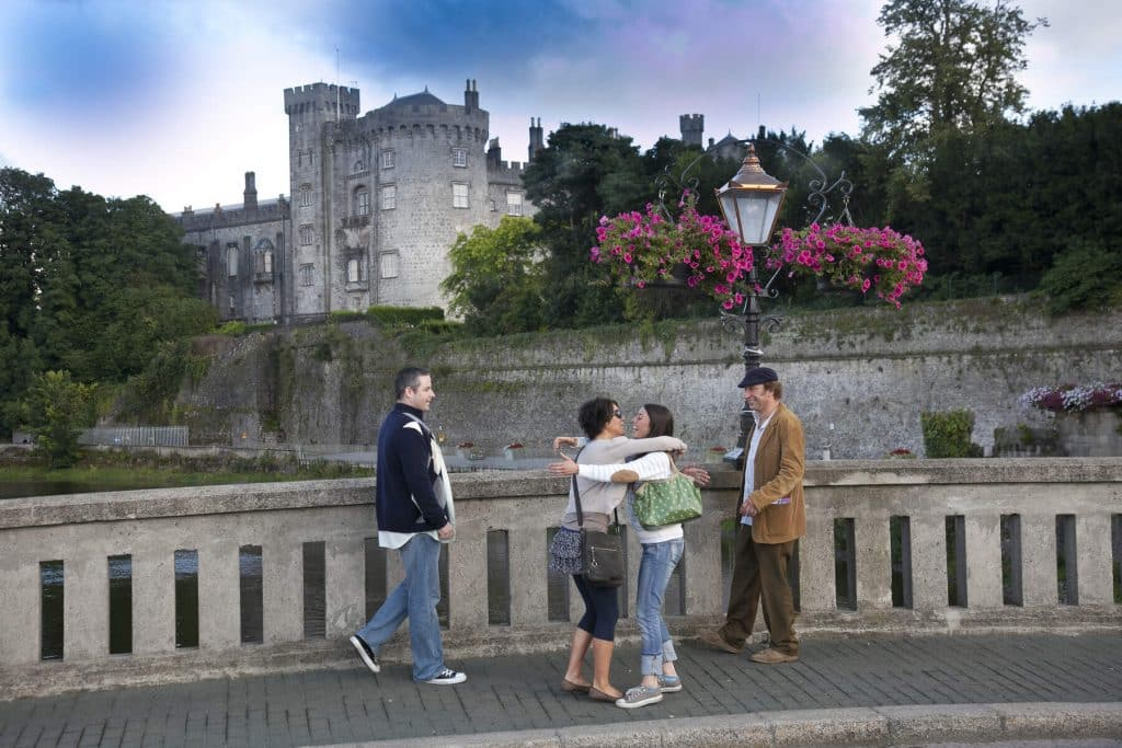 Some of the cities of Ireland had their status revoked.