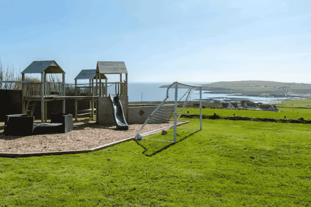 The perfect staycation home in Kinsale.