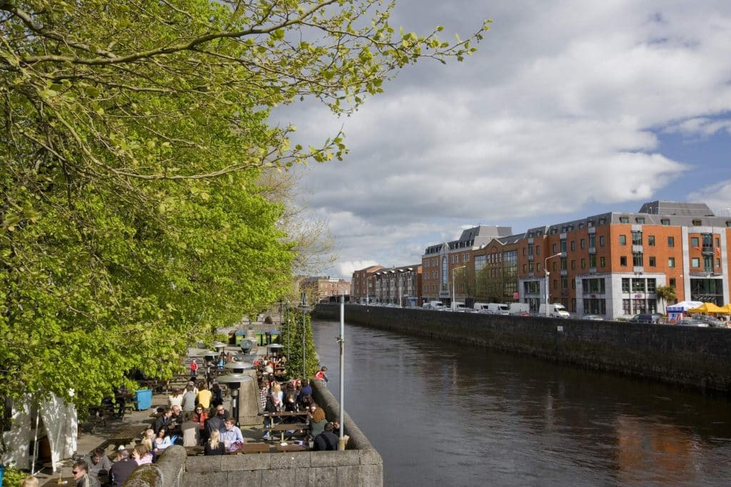 Limerick is one of the most historic cities of Ireland.