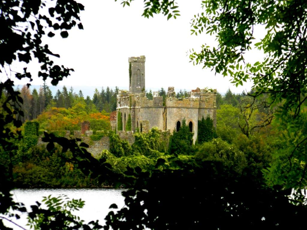 Things to know about McDermott's Castle.