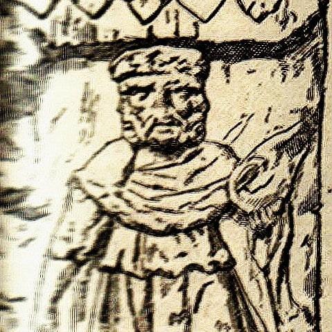 Lugh was a warrior god.
