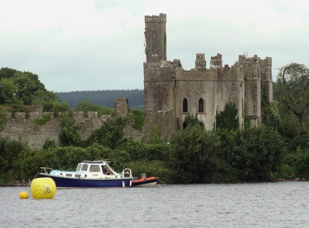 The castle and island are open all year round.