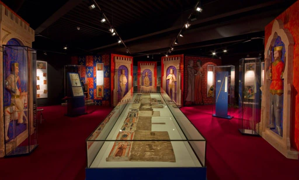 Make the trip to the Medieval Museum.
