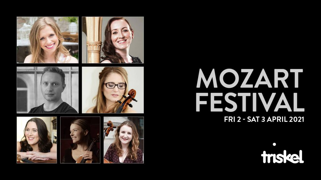 The Mozart Festival at Triskel is one of the fun virtual events.
