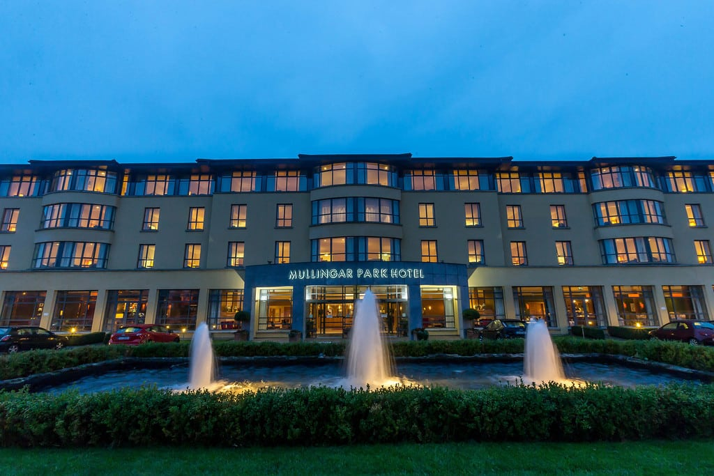 The Mullingar Park Hotel is a great place to stay.