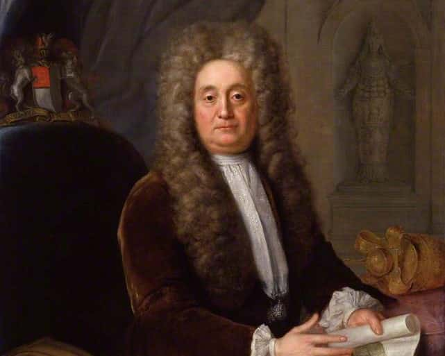 Hans Sloane was one of the most famous Irish doctors and nurses.