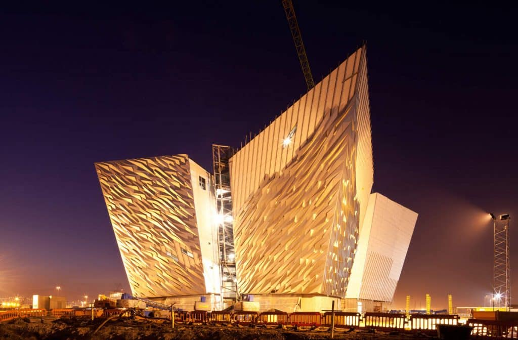 You'll find out lots of facts about the Titanic.