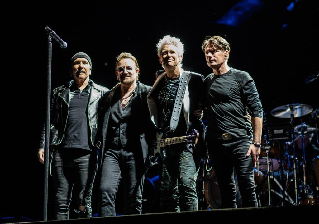 The series will feature four concerts from their four decade long career.