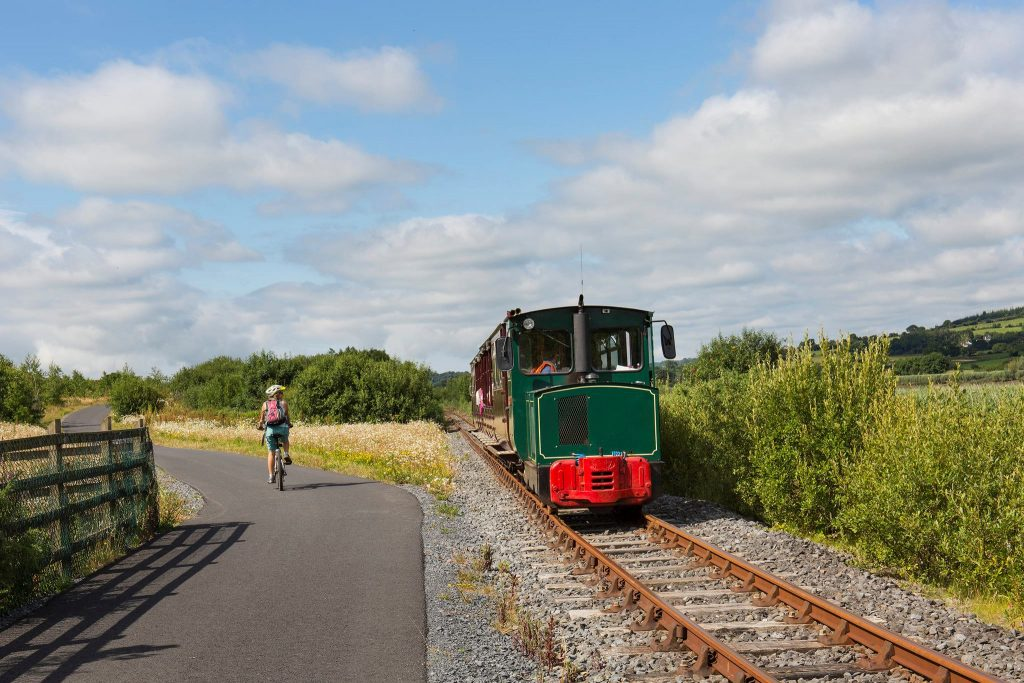 Waterford Suir Valley Railway is one of the best things to do in Waterford.