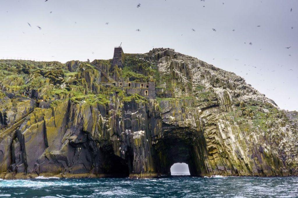 Bull Rock tops our list of hidden gems in Ireland.