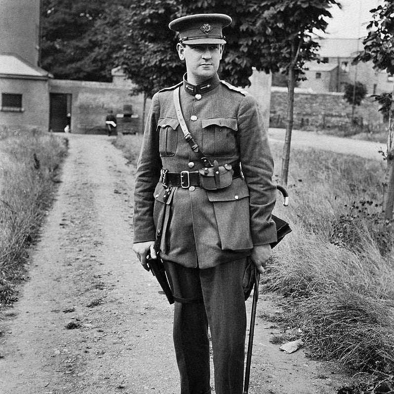 Michael Collins is definitely one of the biggest Irish heroes of all time.