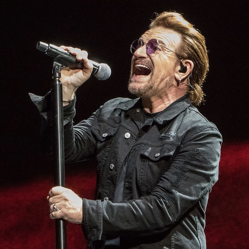 Eli is Bono's son.