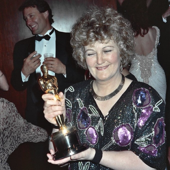 My Left Foot is one of the Academy Award winning Irish movies.