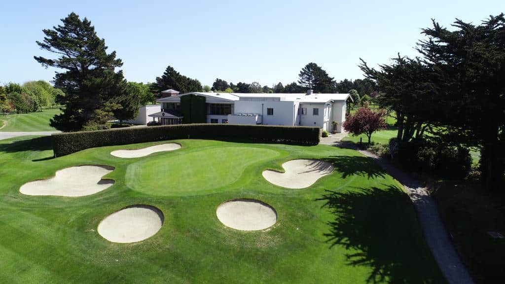 Castle Golf Club in Rathfarnham.