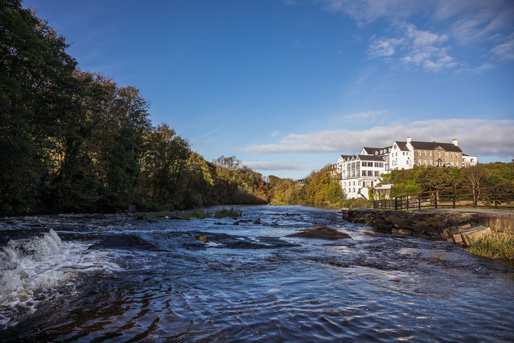 Falls Hotel and Spa in County Clare.