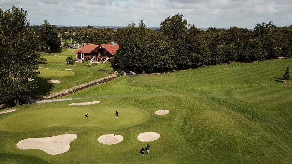 Grange Golf Club is one of the best golf courses in Dublin.