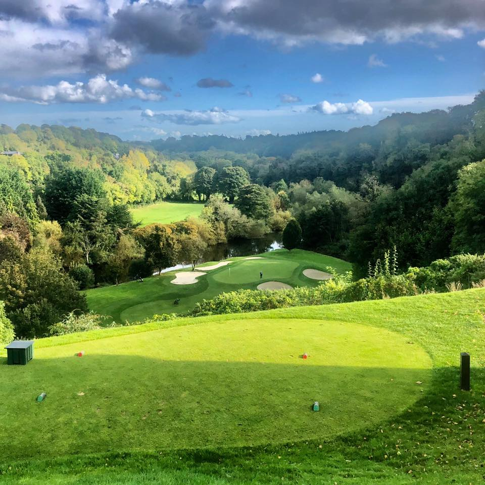Hermitage Golf Club in Lucan.