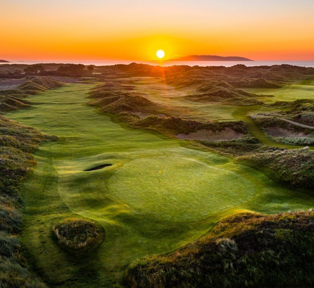 The Island Golf Club is one of the best golf courses in Dublin.
