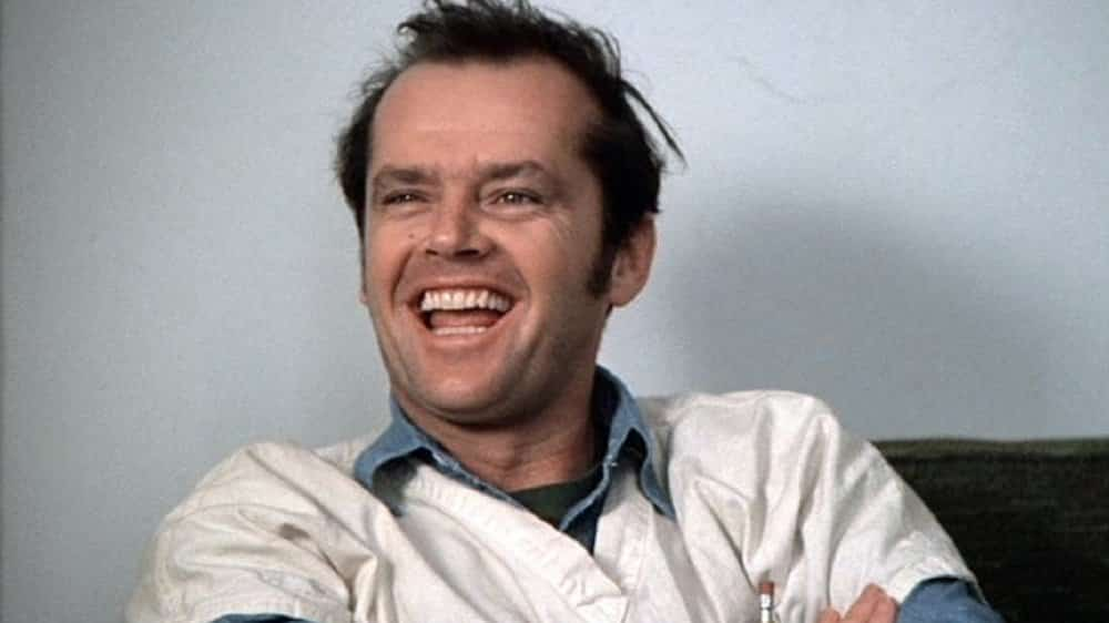 One of the quotes about the Irish by famous people was from Jack Nicholson.