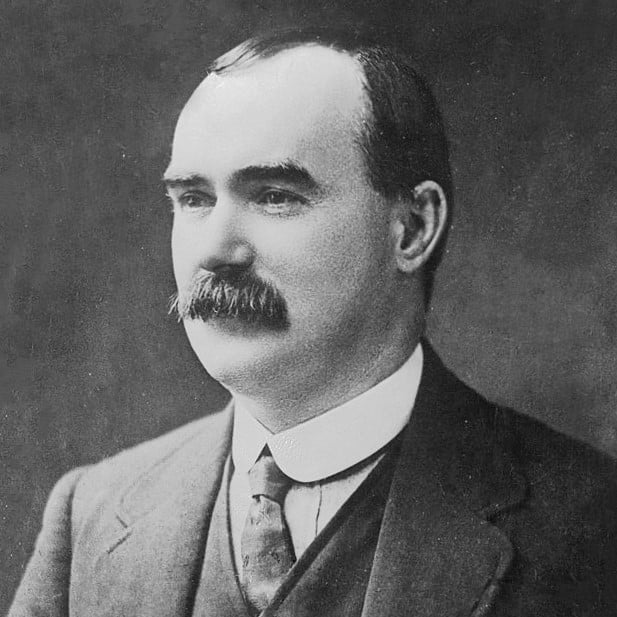 James Connolly was an Irish Republican and socialist leader.