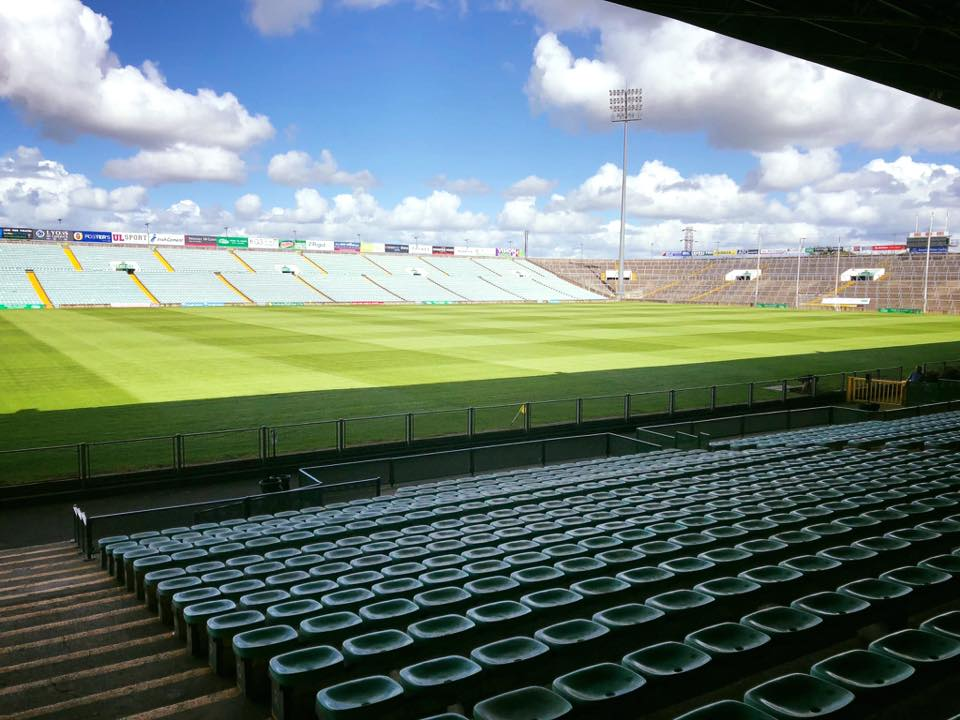 One of the biggest sports stadiums in Ireland is in Limerick.