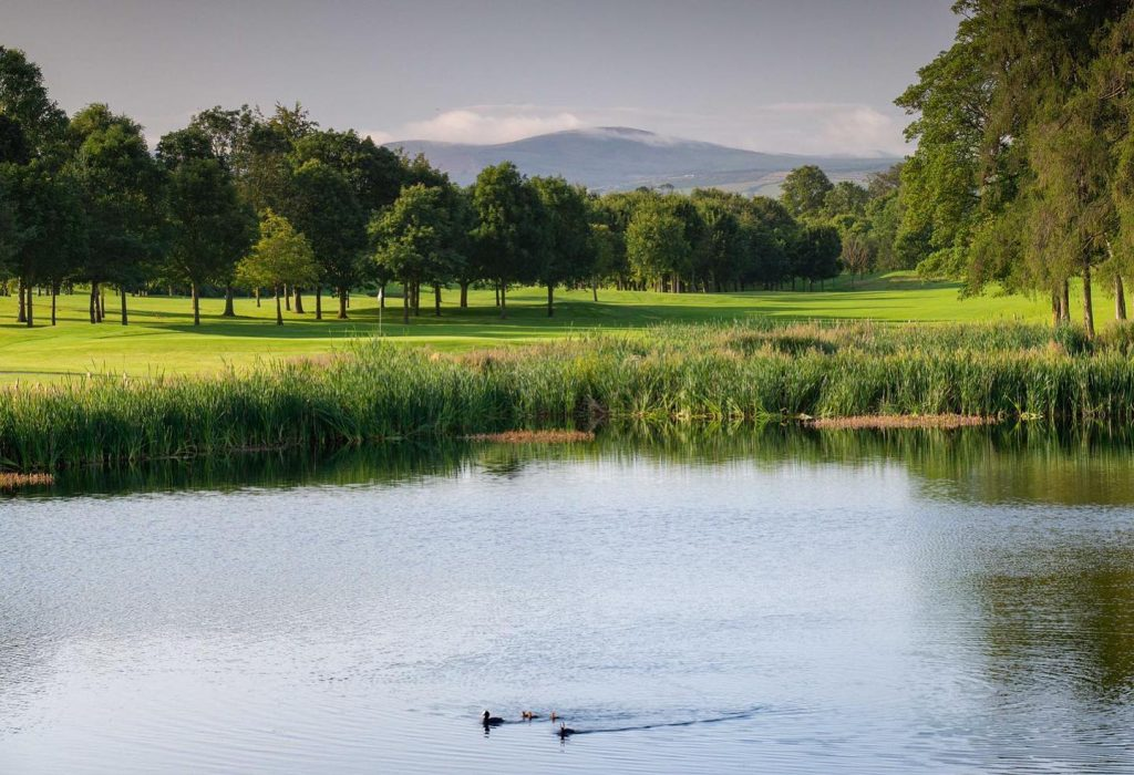 Luttrellstown Castle Golf Club is one of the best golf courses in Dublin.